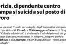 Oggi Repubblica e la Stampa non sono in edicola a causa del suicidio di un poligrafico del loro gruppo editoriale