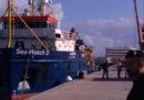 Il governo vuole chiudere i porti a una ong che trasporta seicento migranti