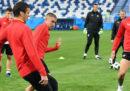 Mondiali 2018: come vedere Serbia-Svizzera in diretta tv o in streaming