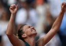 Simona Halep ha vinto il torneo del Roland Garros