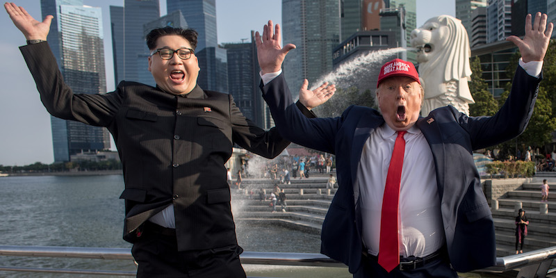 Incontro Trump-Kim: storica stretta di mano e accordo a Singapore
