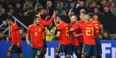 Guida ai Mondiali: ?? Spagna
