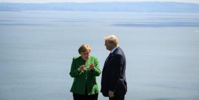 Perché Trump litiga con l'Europa