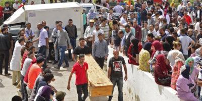 Il ministro degli Interni tunisino è stato licenziato a causa del naufragio di migranti di domenica