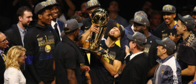 I Golden State Warriors hanno vinto la NBA