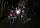 Potrebbero volerci mesi per liberare i ragazzini thailandesi intrappolati in una grotta
