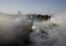 Oltre 130 palestinesi sono stati feriti durante una manifestazione delle donne nella Striscia di Gaza