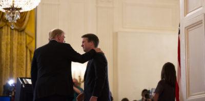 Trump ha scelto Brett Kavanaugh per la Corte Suprema