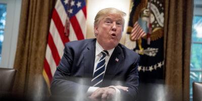 Trump dice che con Putin si è impappinato