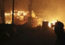 Gli incendi in Grecia sono colpa dell'Europa?
