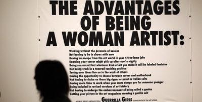 La donna che per vent'anni ha finanziato le artiste