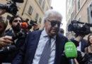 Denis Verdini è stato condannato in appello a sei anni e dieci mesi per bancarotta nel caso del Credito Cooperativo Fiorentino