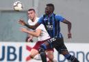 L'Atalanta ha pareggiato 2-2 contro il Sarajevo nell'andata del secondo turno preliminare di Europa League