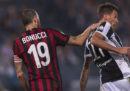 L'intreccio di mercato fra Milan e Juventus, con Bonucci, Caldara e Higuaín