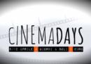 Tornano i CinemaDays