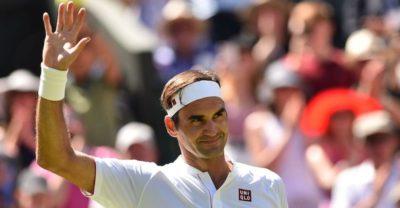 Da oggi Roger Federer veste Uniqlo