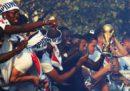 La festa a Parigi di calciatori e tifosi