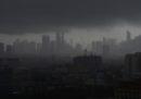 Monsoni a Manila