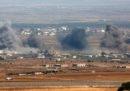 Le forze di Assad hanno bombardato un territorio controllato dall'ISIS nel sud della Siria, ci sarebbero 26 morti fra i civili
