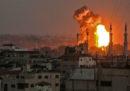 Un'altra giornata di quasi-guerra a Gaza