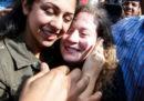 È stata rilasciata Ahed Tamimi