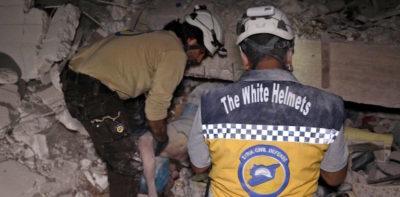 Israele ha evacuato i Caschi bianchi dalla Siria