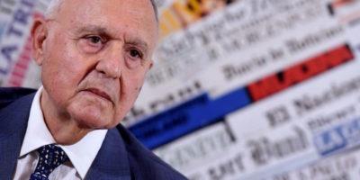 Il ministro Paolo Savona ha fatto un errore preoccupante nella sua lettera a Repubblica