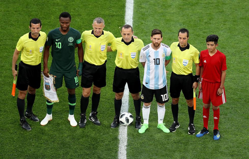 Mondiali 2018, Obi Mikel shock: