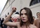 Oksana Shachko, una delle fondatrici del gruppo di attiviste FEMEN, è stata trovata morta nella sua casa a Parigi