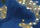 Le previsioni meteo per lunedì 23 luglio