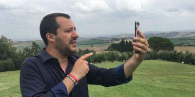Matteo Salvini dice che ci conviene se l'Austria chiude i confini
