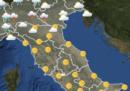 Le previsioni meteo di giovedì 5 luglio in Italia