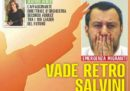 La copertina di Famiglia Cristiana contro Salvini