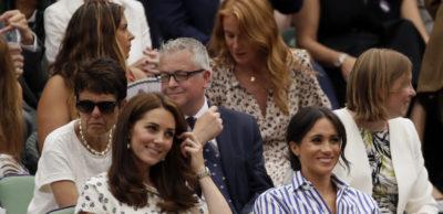 Drake e gli altri a Wimbledon
