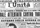 L'attentato a Palmiro Togliatti, 70 anni fa