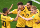 Il Belgio è terzo ai Mondiali