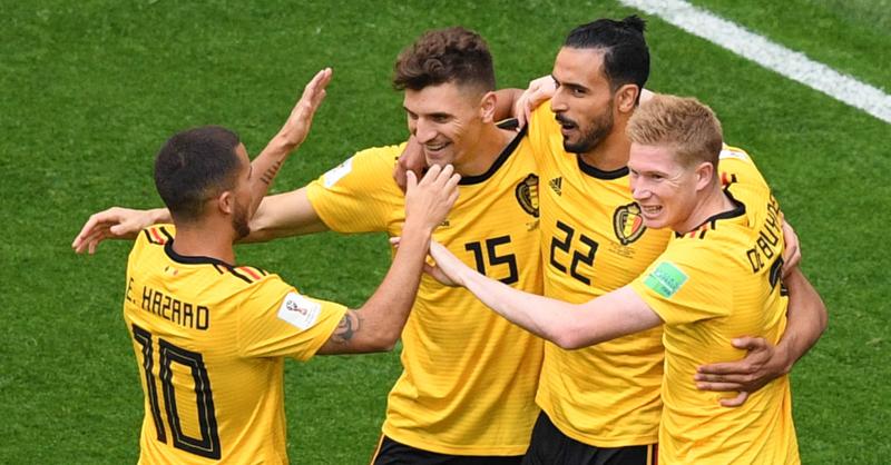Risultati immagini per Mondiali inghilterra Belgio