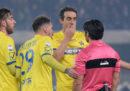 La procura della FIGC ha chiesto la retrocessione in Serie B per il Chievo Verona