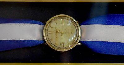 Israele ha trovato l'orologio che stava cercando da un anno e mezzo