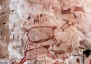 Le pitture rupestri del Chiribiquete, Colombia