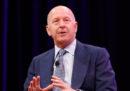 David Solomon sarà il nuovo CEO di Goldman Sachs