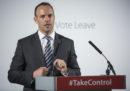 Dominic Raab è il nuovo ministro per Brexit del governo britannico