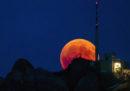 Le foto più belle dell'eclissi di Luna