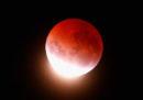 Tutto quello che c'è da sapere sull'eclissi di Luna