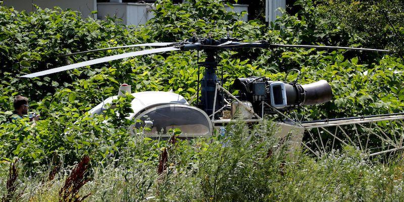 Francia, fuga da carcere in elicottero