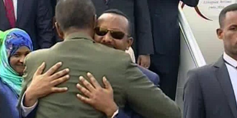 Eritrea ed Etiopia hanno fatto la pace dopo 20 anni di ostilità