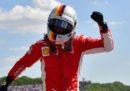 Sebastian Vettel ha vinto il Gran Premio d'Inghilterra