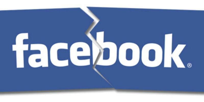 Facebook e WhatsApp non funzionano!