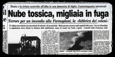 Il disastro ambientale alla Farmoplant, 30 anni fa