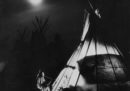 Tenda e luna